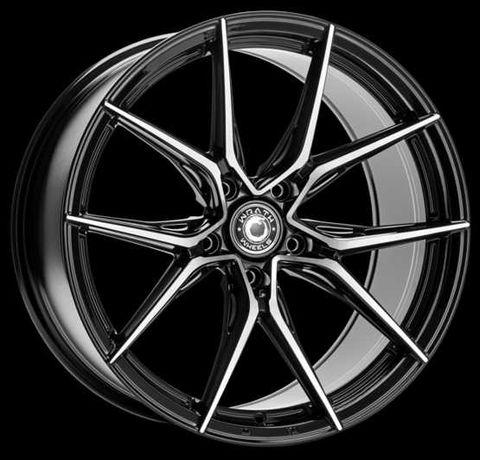 "18"" Джанти Wrath Ауди 5X112 Audi A3 S3 A4 B7 B8 B9 S4 A6 C6 C7 C8 Q S"