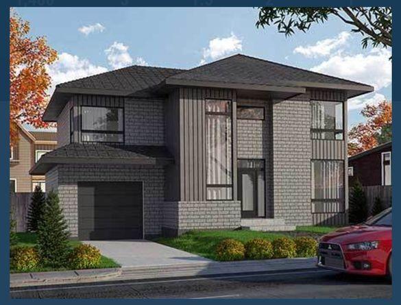 Сглобяеми къщи - проект 163м2. Етап: Груб Строеж. Преместваеми къщи