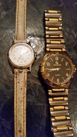 Стари позлатени часовници