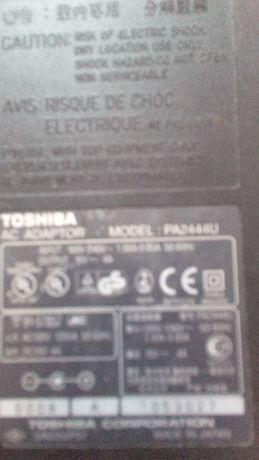 Vand adaptor tensiune marca Toshiba