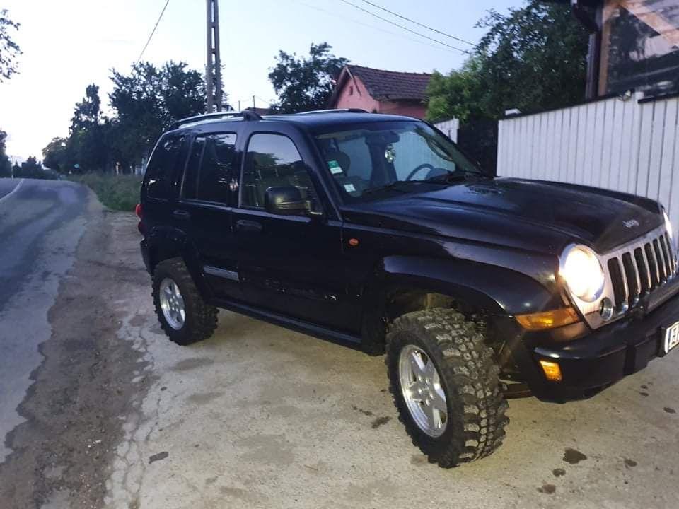 Jeep cherokee,2005,km reali
