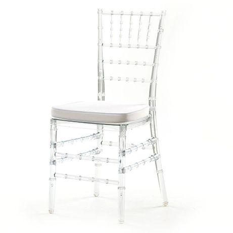 Эксклюзивные стульчик (и) Кьявари (прозрачные)
