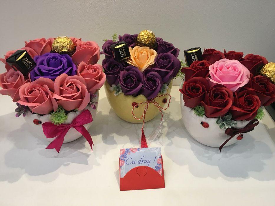 Aranjamente florale si mărțișoare Popeasa - imagine 1