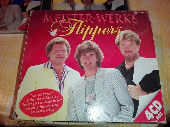 """Meister-Werke""""Shippers"""" 4CD"""
