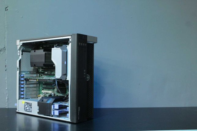 АКЦИЯ! DELL на XEON/GeForce QUADRO (аналог Core i7 4790 и GTX 750 Ti)