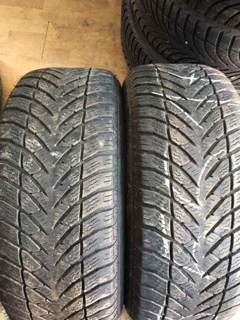 Зимни гуми Goodyear 235/55/17 dot2010 6мм грайфер