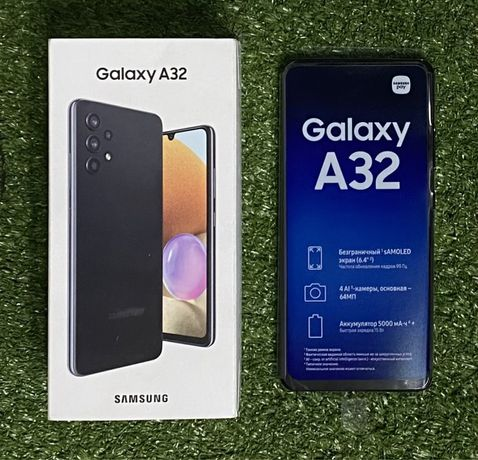 Новый! Samsung A32 128GB Ломбард ТехноАқша код товара 2359