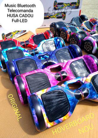 Hoverboard Nou Aurora blue