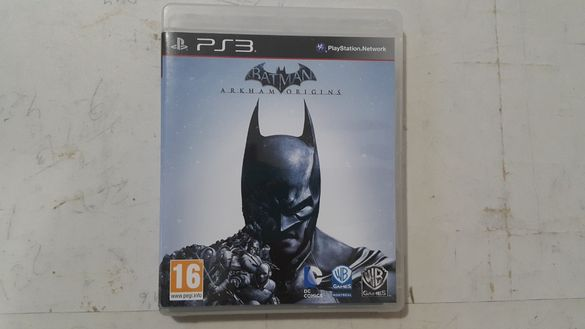 Batman Arkham Origins за PlayStation 3 PS3