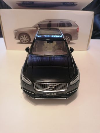 Volvo XC 90 scara 1:18 (Nu Kyosho, Norev, Autoart, Minichamps)
