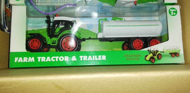 Tractoras copii