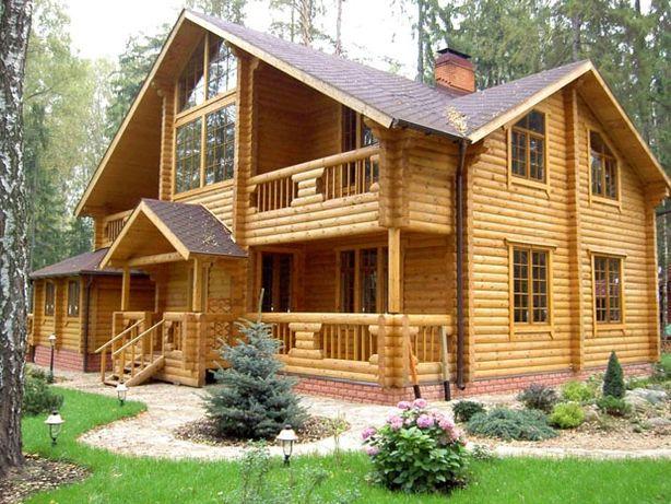 Деревянные дома,бани,беседки