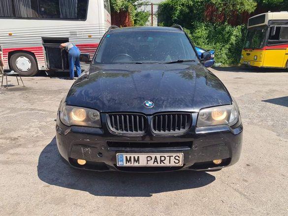BMW X3 E83 3.0D 218кс M-пакет автоматик НА ЧАСТИ!