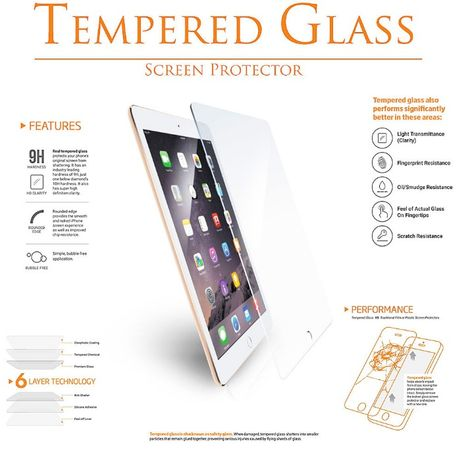 Folii sticla iPad Mini, Ipad Pro, iPad Air 1,2,3 9H Tempered GLASS