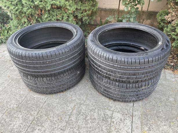 Anvelope Pirelli M + S, 275/40/21, scorpion verde