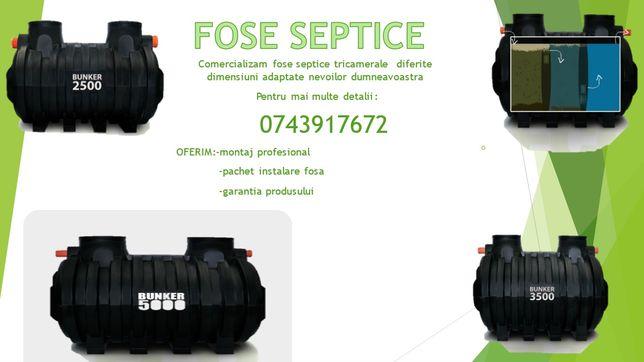 Fose Septice Ecologice