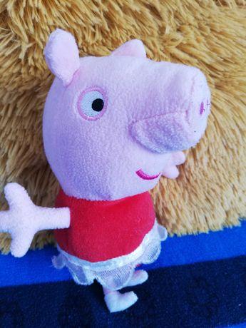Jucarii plus Peppa  Rebecca si Mr. Dinosaur  Peppa Pig