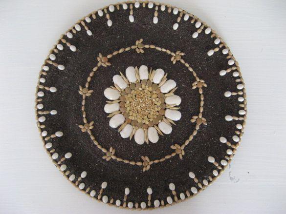 декоративни пана със семена