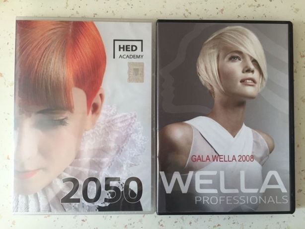DVD Wella si Catalin Lungu educational/coafor/stilist