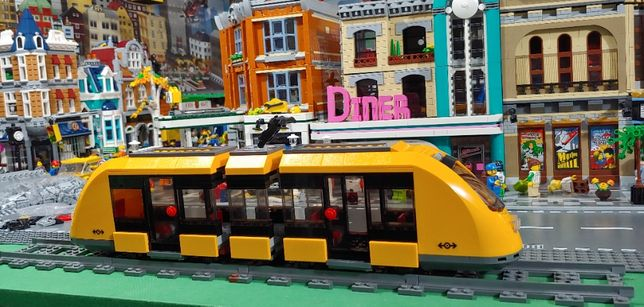 Lego City Tramvai