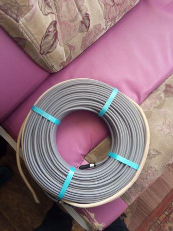 Теплый провод 85 м/п чуваштеплокабель