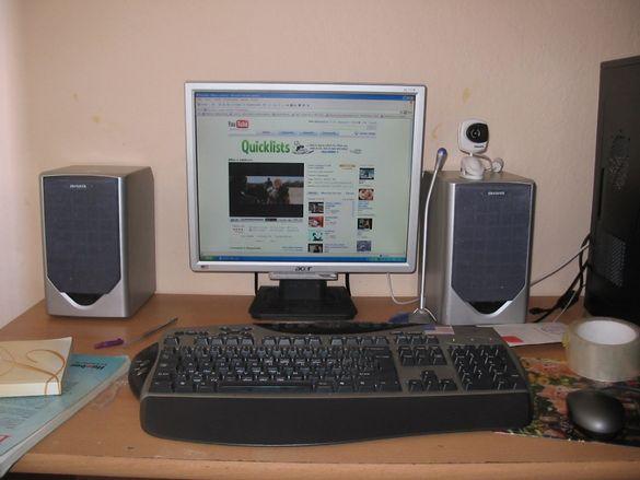 монитор Acer AL1716 14.5 inch LCD Monitor
