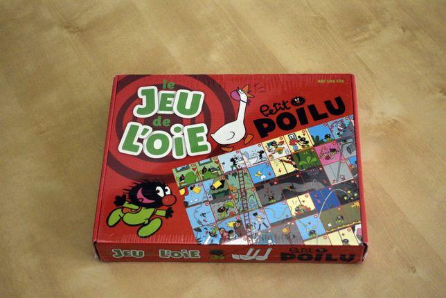 Jocul gastelor - le jeu de l'oie petit poilu - sigilat