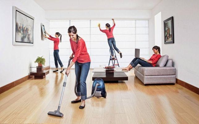 Oferim servicii complete de curățenie la domiciliu