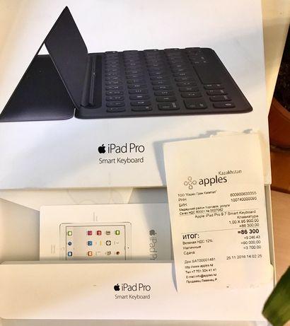 Ipad pro smart keyboard 9,7