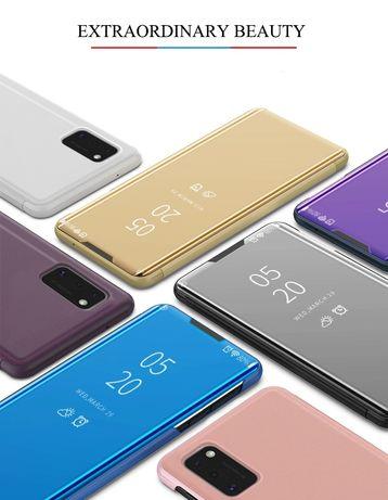 Смарт Калъф Тефтер за Samsung Galaxy S20FE / S20+ S20 Ultra 360