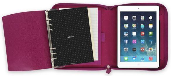 Нов! Filofax A5 Finsbury iPad