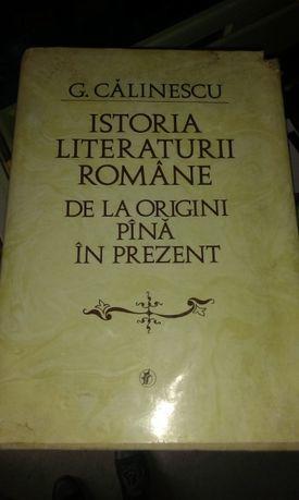 Istoria Literaturii Române.