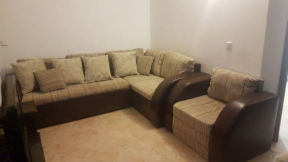 Продавам Ъглово Канапе + фотьойл
