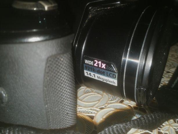 Camera foto Nikon Coolpix L120