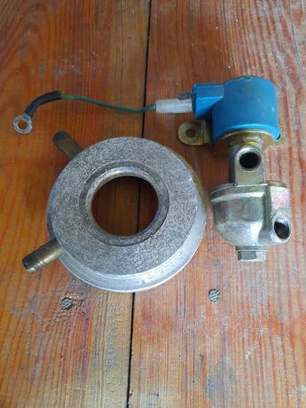Електрически газов клапан и плочка