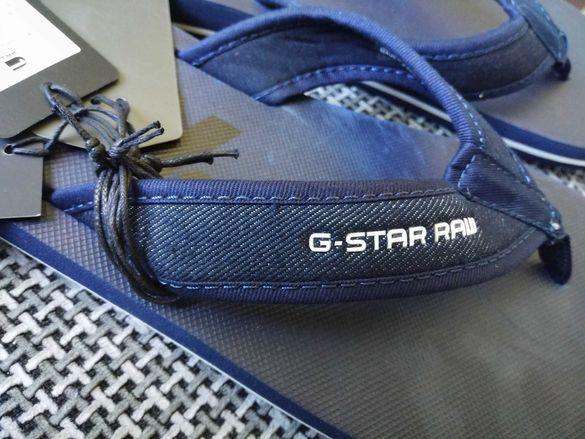 Нови джапанки/чехли G Star оригинал