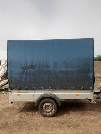 Remorca Humbaur Monoax, 1300kg