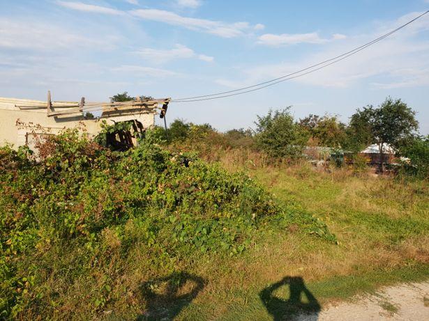 Teren pentru casa Giurgiu-Uiesti 60 KM de Bucuresti
