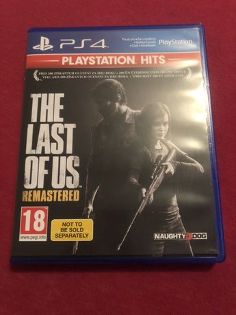 Vand joc nou The Last Of Us PS4