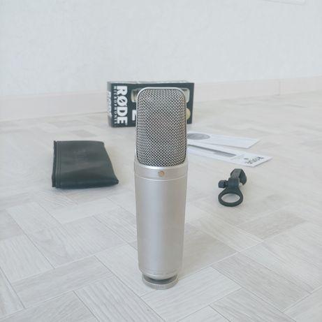 Rode Nt 1000 студийный микрофон
