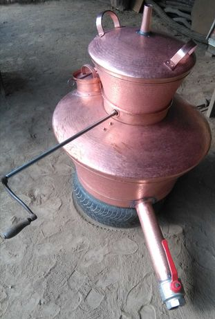 Cazan de țuică de 230 litri