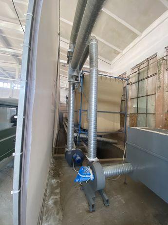 Производствена линия за стиропор