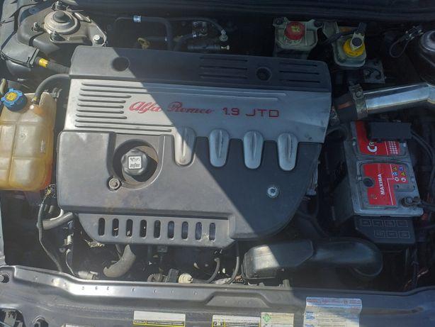 Motor alfa romeo 156 1.9 jtd an 2004
