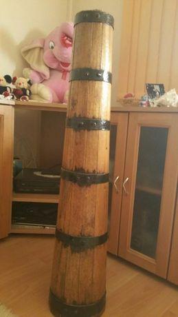 Дървена бутилка