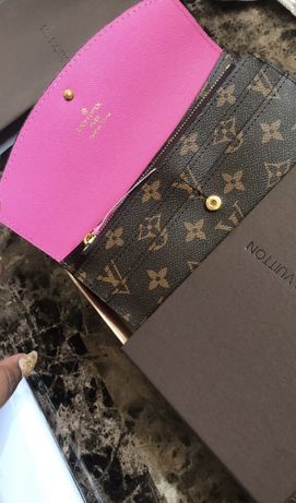 Portofel Louis Vuitton Sarah monogram