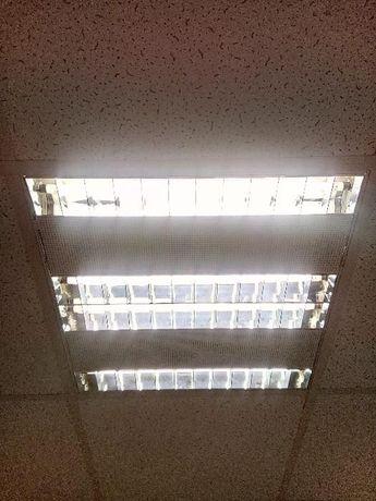 Луминисцентни лампи за скрит (вграден) монтаж