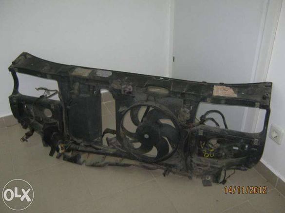 Рамка с вентилатор за Пежо 405