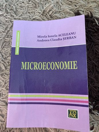 Carte Microeconomie