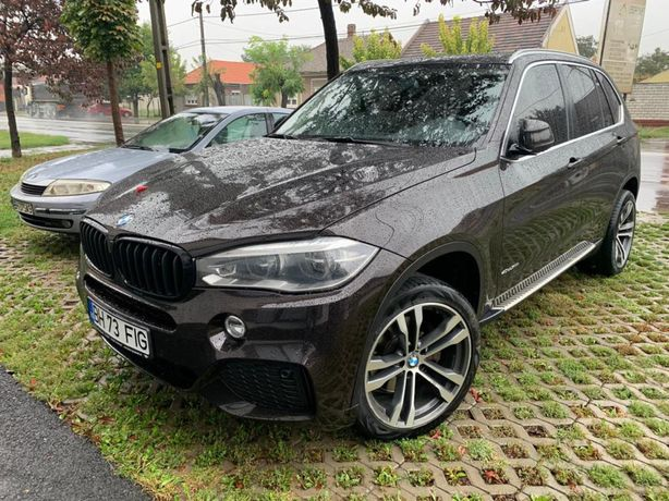 Bmw X5 F15   4.0d  313cp Mpachet       Motor defect
