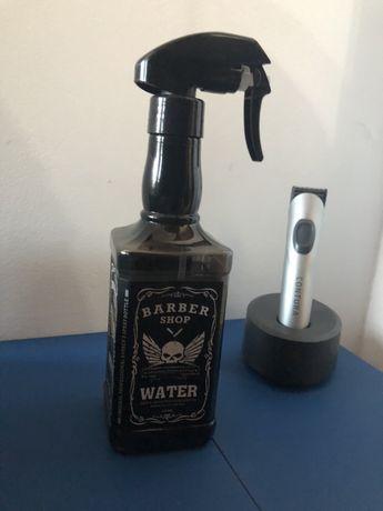 Pulverizator frizerie 500 ml tip sticla de whisky